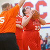 Special Olympics of Howard County basketball tournament at Kokomo High School on Saturday, January 11, 2020.<br /> Kelly Lafferty Gerber | Kokomo Tribune