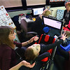 Haynes Elementary School l non-verbal students use touch screen devices to communitcate on January 31, 2020. Before the technology they had to resort to pointing.<br /> Tim Bath | Kokomo Tribune