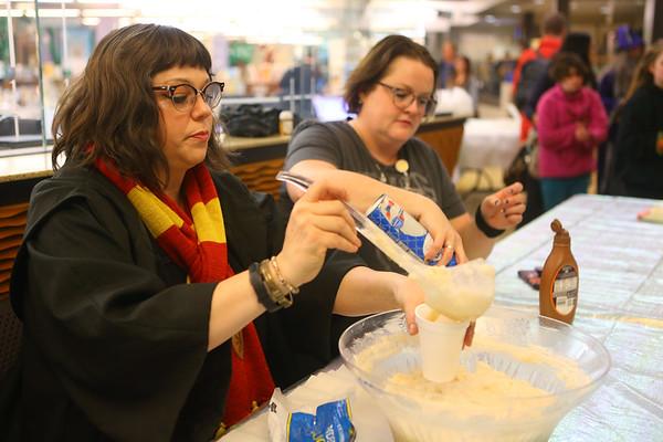 Harry Potter Yule Ball at Kokomo-Howard County Public Library on Friday, January 3, 2020.<br /> Kelly Lafferty Gerber | Kokomo Tribune