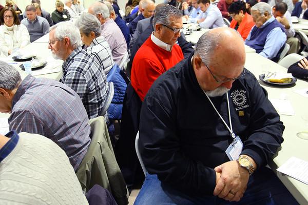 The Mayor's Prayer & Action Breakfast on January 6, 2020.<br /> Tim Bath | Kokomo Tribune