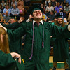 Eastern High School graduation on Sunday, July 19, 2020.<br /> Kelly Lafferty Gerber | Kokomo Tribune