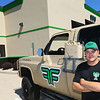 Farm2Fork is finishing up final details on Thursday July 2, 2020, for a Saturday opening in their new location at the corner of Southway and SR 931. Owner Brian Pearcy in front of the new building.<br /> Tim Bath | Kokomo Tribune