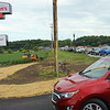 Taco John's on Broadway in Peru opened Monday morning July 20, 2020. Some people camped out all night to be one of the first 100 who received FREE Potato Oles for a year. The drive thru-thru line extended almost to US 24 even after the store had been open for almost an hour.<br /> Tim Bath | Kokomo Tribune