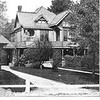 Historic photo of the Elliott House.<br /> Photo Courtesy Howard County Historical Society