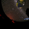 Taylor students in Jeremy Kennedy's class in the updated planetarium on March 3, 2020.<br /> Tim Bath | Kokomo Tribune