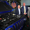 FCA announces their investment of $400 million to convert the ITP II plant into an engine assembly plant while also changing the name to Kokomo Engine Plant or KEP on March 5, 2020.<br /> Tim Bath | Kokomo Tribune