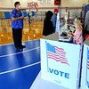 With so many people early voting the lines at Kokomo High School were almost non-existant on election day Nov. 3, 2020.<br /> Tim Bath | Kokomo Tribune