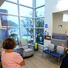 St. Vincent has revamped its cancer treatment center with an investment of over $8 million with most of the work completed on Oct 2, 2020. Treatment areas have changed to areas that can be open or privite and some with a view.<br /> Tim Bath | Kokomo Tribune