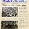 Memorabilia and photographs from the 1951 Little League.<br /> Kelly Lafferty Gerber | Kokomo Tribune