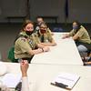 The scouts of BSA Troop 628 meet in Greentown on January 18, 2021.<br /> Kelly Lafferty Gerber | Kokomo Tribune
