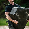Lt. Zach Rodman competing in the Tactical Games.<br /> Provided Photo