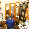 Dentist displays at the museum. The Longcliff Museum houses thousands of items from the Logansport State Hospital, which first opened in 1888. The museum is located in the former administration building, the only building that still remains from the original 1888 campus. <br /> Kelly Lafferty Gerber | Kokomo Tribune