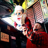 Sam Bowman voices and puppeteers Granpa Cratchet during one of his shows at the Howard County 4-H Fair on July 14. Granpa Cratchet, created by Bowman, has been entertaining kids and adults for the past 40 years.<br /> Kelly Lafferty Gerber | Kokomo Tribune