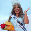 Keyton Romero was crowned Miss Howard County for 2021 during the fair queen pageant on Tuesday, July 13, 2021 at the Howard County 4-H Fairgrounds.<br /> Kelly Lafferty Gerber   Kokomo Tribune