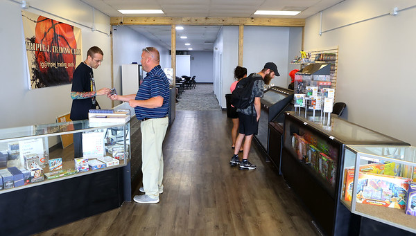 AA Cards & Collectibles recently opened at 2941 S Washington Street. The shop specializes in Pokemon, Magic the Gathering, Yu-Gi-Oh, Digimon and all types of sports cards. They will also be hosting tournaments.<br /> Kelly Lafferty Gerber | Kokomo Tribune