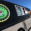 """3-4-21<br /> Leonard Johnson operates Truck'n Hungry a street food truck that has been parked in the """"Pipe Creek Eatery"""" lot since January of 2020.<br /> Tim Bath 