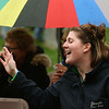 5-6-21<br /> Rachel Verbosky sings along to the music played by Dean Schimmelpfennig, Jr. at the National Day of Prayer event held on the east side of the Howard County Courthouse Thursday.<br /> Tim Bath | Kokomo Tribune