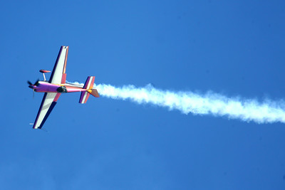 7-24-14  Airshow practice at Kokomo Municipal Airport in preparation for Saturday's free airshow. Tim Bath | Kokomo Tribune