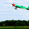 7-24-14 <br /> Airshow practice at Kokomo Municipal Airport in preparation for Saturday's free airshow. Kevin Coleman practicing his performance moves.<br /> Tim Bath | Kokomo Tribune