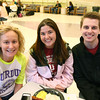 4-24-13<br /> Out and about at IUK's midnight madness<br /> Sarah McIlrath, Brittany Royer, Jayson Cloud<br /> KT photo   Kelly Lafferty