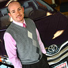 4-25-13<br /> Chris Scott works as a salesman at Kokomo Toyota. He is a graduate of the Drug Court.<br /> KT photo | Tim Bath