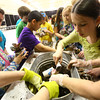 4-17-13<br /> Third graders participate in the Earth day event at Kokomo Event & Conference Center.<br /> KT photo | Tim Bath