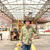 4-10-14<br /> Rebuilding Peru's BK<br /> J.D. Hamm, owner of Peru's BK, is happy to see the rebuilding process near an end after the business was damaged during July's tornado.<br /> Kelly Lafferty | Kokomo Tribune
