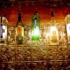 4-25-14   --- Smitty McMusselman's Pub & Grub in Peru at 202 South Broadway. Light fixtures made from liquor and wine bottles.  -- <br />   Tim Bath | Kokomo Tribune