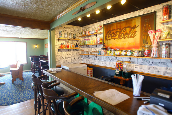 4-25-14   --- Smitty McMusselman's Pub & Grub in Peru at 202 South Broadway. -- <br />   Tim Bath | Kokomo Tribune