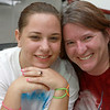 8-11-12<br /> Out and About Baby Expo<br /> Catie and Stacey Bullerwell<br /> KT Photo | Kelly Lafferty