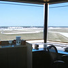 8-1-12<br /> Grissom air traffic control tower<br /> The top of the new Grissom air traffic control center has a 360 degree view of the Grissom Air Reserve Base and runway. <br /> KT photo | Kelly Lafferty