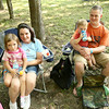 8-25-12<br /> Out and About Winding Creek bluegrass festival<br /> Olia, Janna, Corban, and Cole Leffert<br /> KT photo | Kelly Lafferty