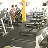 8-14-12<br /> Kokomo YMCA activities throughout the day. The YMCA is  looking at building a new facility on the old Button Motors site. Exercise bikes lined up.<br /> KT photo | Tim Bath