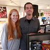 8-18-12<br /> Out and about taste of kokomo<br /> Cheyanne and Derrick Martin<br /> KT photo | Kelly Lafferty