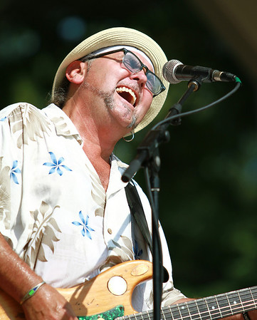 8-3-12<br /> Dicky James and the Blue Flames performed at Weberfest on Friday at Foster Park<br /> KT photo | Kelly Lafferty