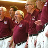 8-6-14<br /> Barbershop Harmony Festival<br /> The Tippecanotes Chorus perform during the Barbershop Harmony Festival in Highland Park on Wednesday.<br /> Kelly Lafferty | Kokomo Tribune