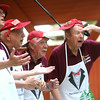 8-6-14<br /> Barbershop Harmony Festival<br /> The Tonsil Klackers quartet sing during the Barbershop Harmony Festival on Wednesday.<br /> Kelly Lafferty | Kokomo Tribune