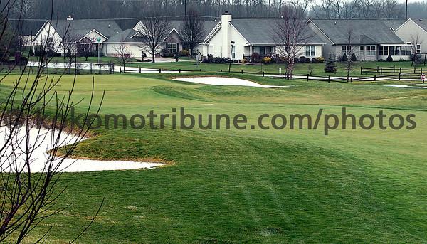 12/20/11  KT photo | Erik Markov<br /> Wildcat Creek Apartment complex golf course