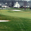 12/20/11  KT photo | Erik Markov<br /> Wildcat Creek Apartment complex golf course