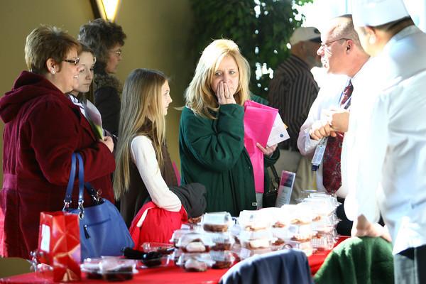 2-8-14   ---  Samaratian Caregivers' Chocolate Celebration. -- <br />   KT photo | Tim Bath