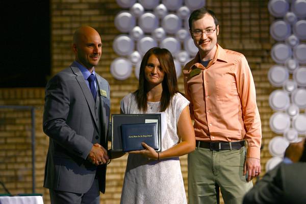 6-13-14   --- The Crossing Graduation. --<br />   Tim Bath | Kokomo Tribune