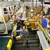 12-19-12<br /> FedEx Ground sorting facility on E Morgan Street during the Christmas rush on Wednesday.<br /> KT photo | Tim Bath