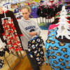 12-17-12<br /> Goodfellows shopping at Meijer store on Monday evening. Micheal Justice looking at sleepers for her 5 kids.<br /> KT photo | Tim Bath