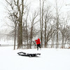12-26-12<br /> Kokomo snow<br /> Zach Cavazos (middle) gets hit by a snowball as he plays in Highland Park with his friends Braxton Lawhead (left) and Alex Nelson on Wednesday.<br /> KT photo | Kelly Lafferty