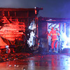 12-21-12<br /> Garage fire at 4683 N 700 East in Howard County. Greentown Vol Fire Department with assistance from other fire departments put out the blaze that started about 7:30 p.m.<br /> KT photo | Tim Bath