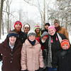 12-29-12<br /> Out and about Highland Park<br /> back row: Chris Pratt, Brenda Pratt, Jessica Richey, Devin Neveu, Jason Richey<br /> front row: Noley Garner, Taylor Lamb, Paula Richey, Ashleigh Pratt, Gage Wallace<br /> KT photo | Kelly Lafferty
