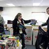 12-19-13<br /> Toys for Tots<br /> Amanda Schrimshear picks out toys during Toys for Tots, with the help of Mark Federspiel.<br /> KT photo | Kelly Lafferty