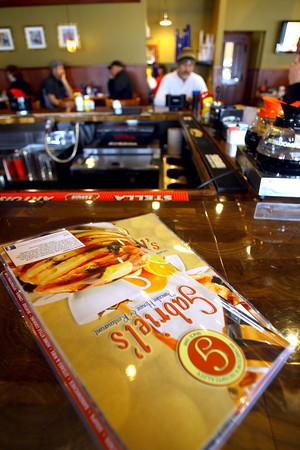 11-27-13   ---  Gabriel's Pancake House & Restaurant in Peru.<br />   KT photo   Tim Bath