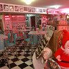 12-3-13<br /> A Summer Place<br /> The diner of 1950s themed A Summer Place is decorated for Christmas.<br /> KT photo   Kelly Lafferty