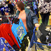 12-17-13   ---  Goodfellows shopping at Meijer on Tuesday evening. Kin Kochert searching through pajamas for her kids.<br />   KT photo | Tim Bath